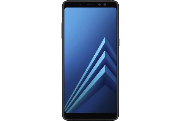 Смартфон Samsung Galaxy A8+ 2018 32GB Black (SM-A730FZKD)
