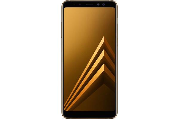 Смартфон Samsung Galaxy A8+ (2018) SM-A730F Gold