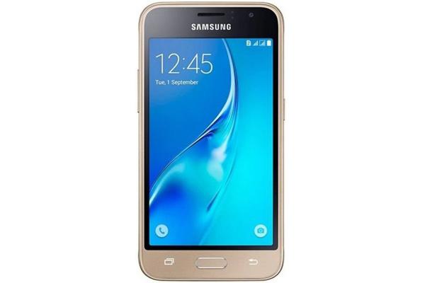 Смартфон Samsung Galaxy J1 2016 Gold (SM-J120HZDD)