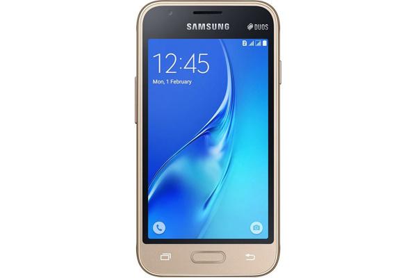 Смартфон Samsung Galaxy J1 Mini Gold (SM-J105HZDD)