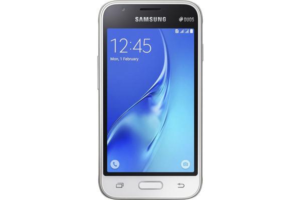 Смартфон Samsung Galaxy J1 Mini White (SM-J105HZWD)