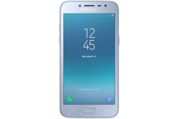 Смартфон Samsung Galaxy J2 (2018) SM-J250F Silver