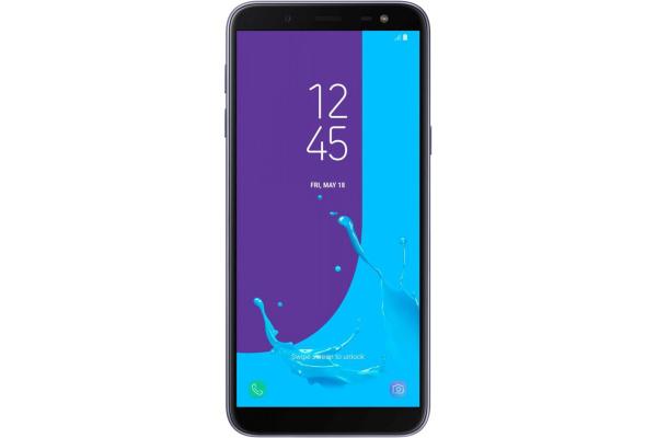 Смартфон Samsung Galaxy J6 2018 2/32GB Lavenda (SM-J600FZVD)