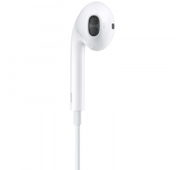 Наушники с микрофоном Apple EarPods with 3.5 mm Headphone Plug (MNHF2Z)