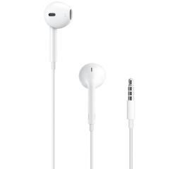 Купить Навушники з мікрофоном Apple EarPods with 3.5mm Headphone Plug (MNHF2Z) в Украине