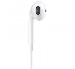 Наушники с микрофоном Apple EarPods with Lightning Connector (MMTN2)