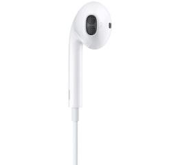 Купить Навушники з мікрофоном Apple EarPods with Lightning Connector (MMTN2)