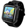 Детские часы-телефон с GPS трекером и HD-камерой Smart Watch SW16 black
