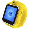 Детские часы-телефон с GPS трекером и HD-камерой Smart Watch SW16 yellow