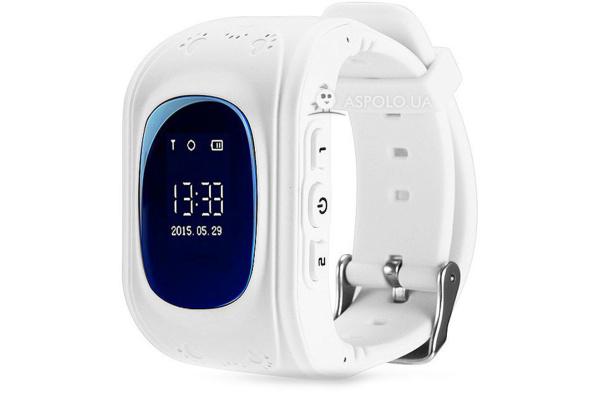 Детские смарт часы GW300 GPS Smart Tracking Watch White