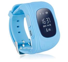 Детские смарт часы Smart baby watch Smartix Q50 blue