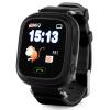 Детские часы-телефон с GPS трекером Smart Watch Q90 black