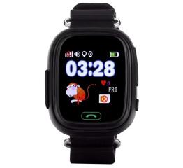 Детские смарт часы Smartix Q100 (Q90) Black