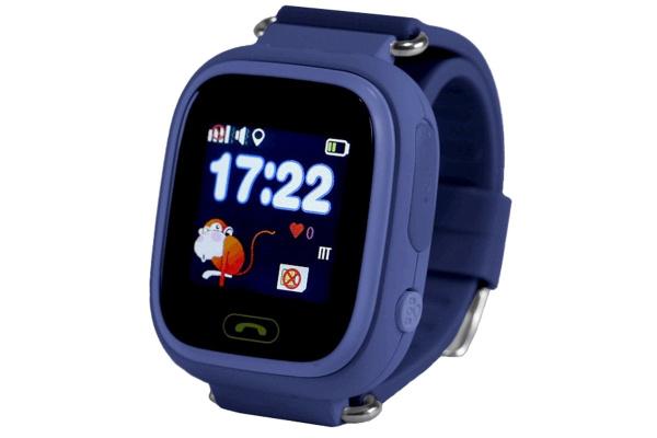 Детские смарт часы Q60S Dark Blue
