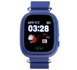 Детские смарт часы Smartix Q100 (Q90) Dark Blue