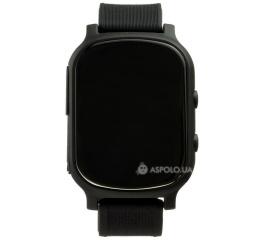 Купить Дитячий смарт-годинник з GPS трекером Smart Watch TW58 black в Украине