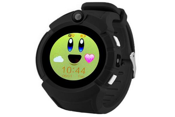 Детские смарт часы KIDS GO GW600 Black