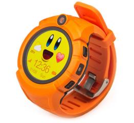 Детские смарт часы SLMM Q610 Wi-Fi GPS Orange