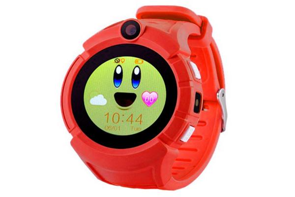 Детские смарт часы Smart Baby Watch Smartix Q360 (G610) red
