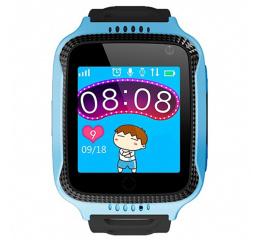 Детские смарт часы Smart Baby Watch G900A Blue