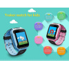 Детские умные часы с GPS трекером и камерой Smart Baby Watch T7 blue