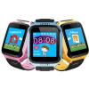 Детские умные часы с GPS трекером Q528 yellow