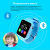 Детские умные часы с GPS трекером и камерой V7K black