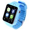 Детские умные часы с GPS трекером и камерой V7K blue