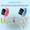 Детские умные часы с GPS трекером и камерой V7K pink