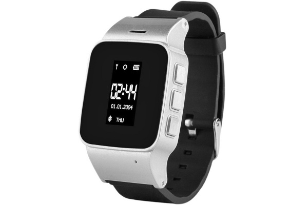 Детские смарт часы Smart Baby Watch Smartix D99 silver