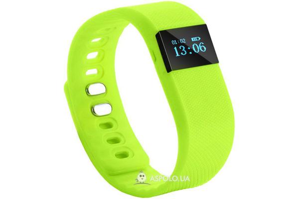Фитнес браслет TW64 green