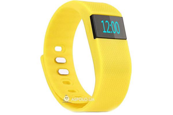Фитнес браслет TW64 yellow
