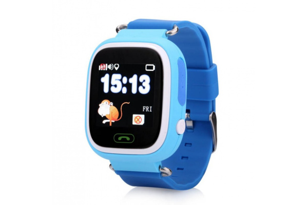 Детские смарт часы Q60S Blue