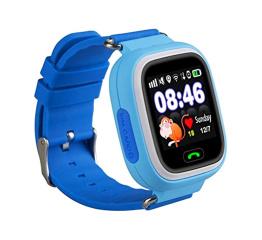 Детские смарт часы Smartix Q100 (Q90) Blue