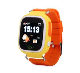Купить Дитячий смарт-годинник з GPS трекером Smart Watch Q90 orange