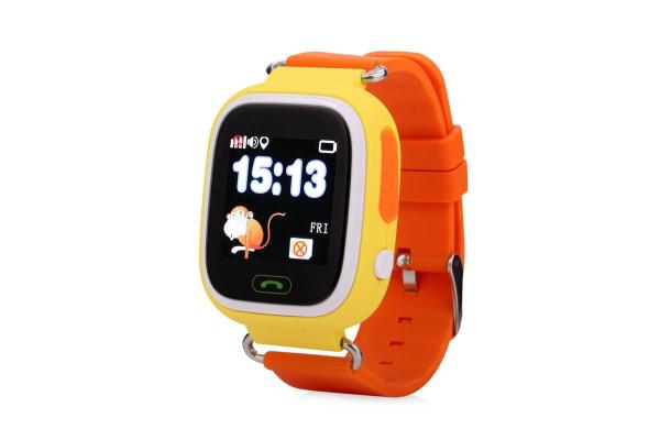 Детские смарт часы Watch Q90S Yellow