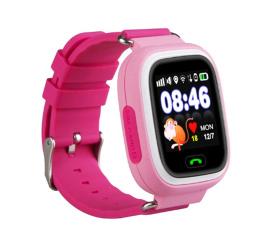 Детские смарт часы Smartix Q100 (Q90) Pink
