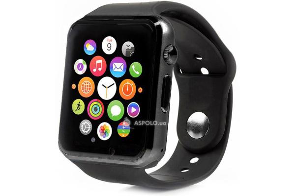 Смарт часы UWatch A1 (Black)