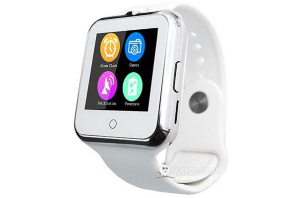 Смарт часы SmartWatch D3 white