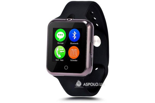 Смарт часы SmartWatch D3 black