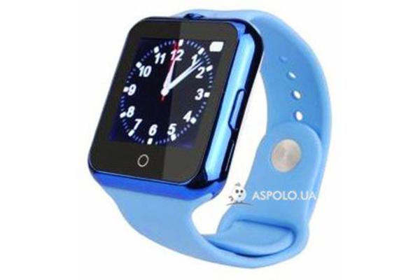Смарт часы SmartWatch D3 blue