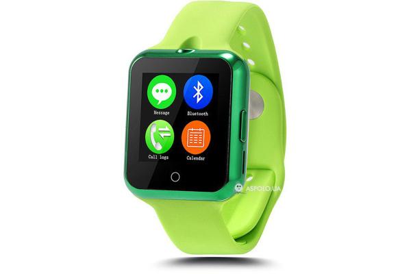 Смарт часы SmartWatch D3 green