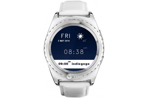 Смарт часы SmartWatch G4 white