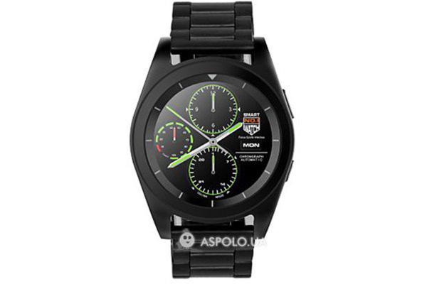 Смарт часы SmartWatch G6 Business black