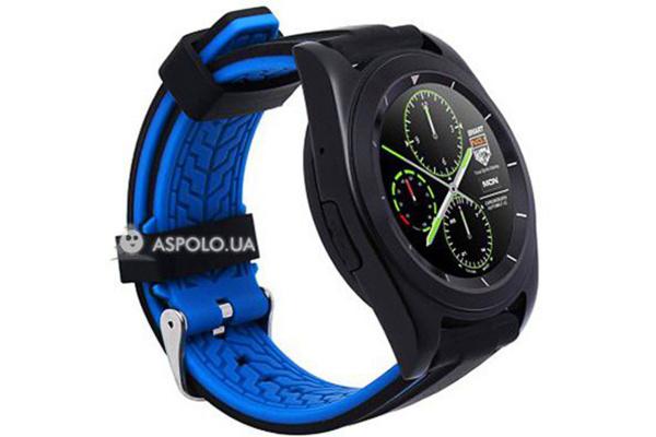 Смарт часы SmartWatch G6 Sport black
