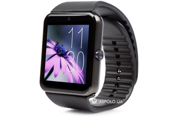 Смарт часы SmartWatch GT08 black