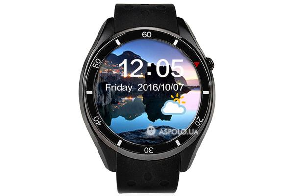 Смарт часы SmartWatch i3 black
