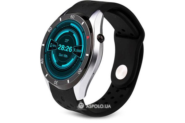 Смарт часы SmartWatch i3 silver