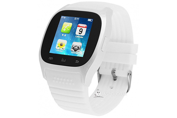 Смарт часы SmartWatch M26 white
