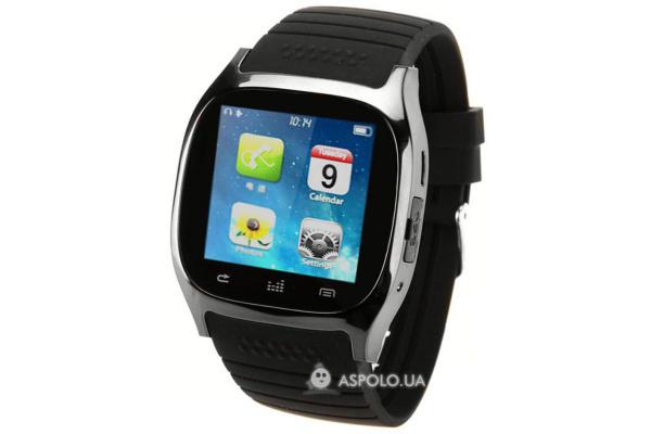 Смарт часы SmartWatch M26 black
